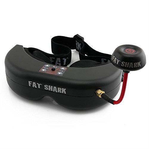 FPV Goggles 5.8G 7CH Video Glasses Headset-FatShark Fat Shark Teleporter V5