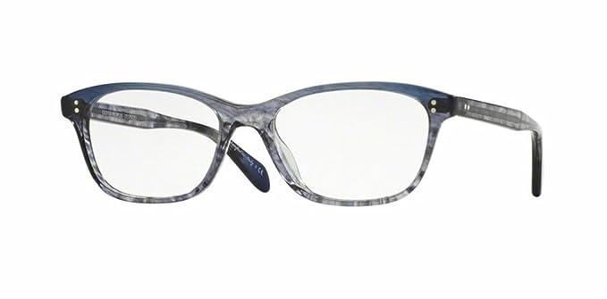 f1b3715f13a Amazon.com  Oliver Peoples - Ashton - 5224 50 - Eyeglasses (FADED ...