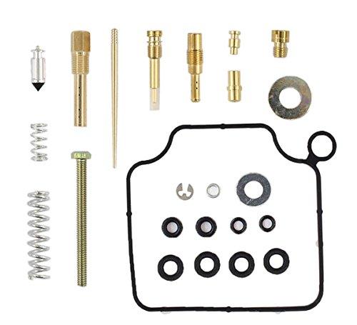 Carburetor Rebuild Kit Repair Compatible With Honda TRX350 Rancher 350 2004 2005 2006 Carb