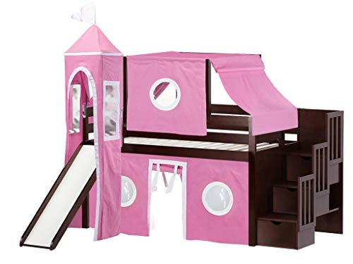 childrens slide bed - 9