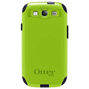 OtterBox Commuter Series Case for Samsung Galaxy S III - Lime Green (Discontinued by Manufacturer)