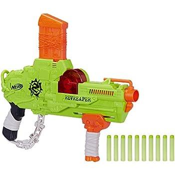 Amazon Com Nerf N Strike Firefly Rev 8 Toys Amp Games