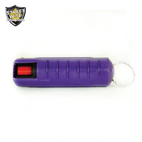 Streetwise 18 Pepper Spray 1/2 oz Hard Case ()