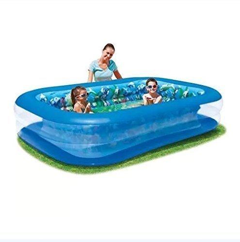 Bestway Splash and Play Interactive Series 3D Inflatable Pool