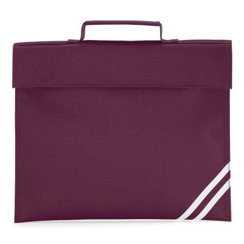 Bolsas de bolsa para raquetas de tenis Quadra Classic tipo libro verde oscuro
