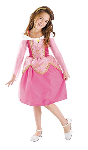 [Morris Costumes AURORA DELUXE CHILD 3T-4T] (Sexiest Couple Halloween Costumes)