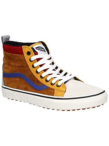 Mazarine Hautes Brown Blue MTE Hi Sk8 Mixte Sneakers Sudan Adulte Vans IqzCU