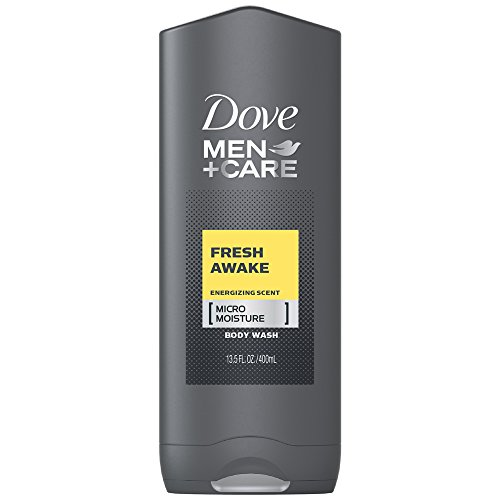 Dove Men+Care Body and Face Wash, Fresh Awake 13.5 oz
