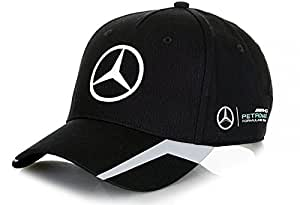 Mercedes benz petronas amg formula 1 lewis for Mercedes benz hat amazon