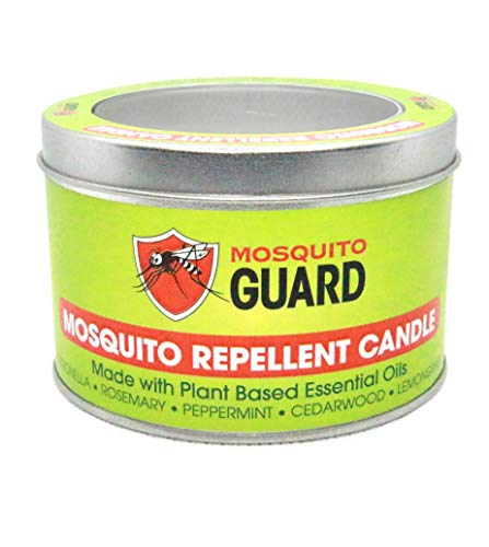 Mosquito Guard Citronella Candles activity product image