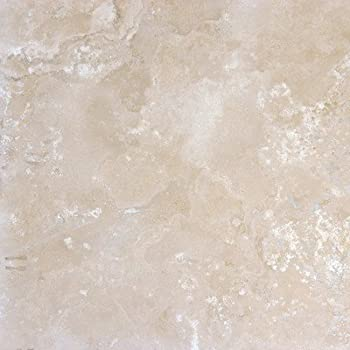 Travertino 18 X 18 Porcelain Tile Ceramic Floor Tiles Amazon