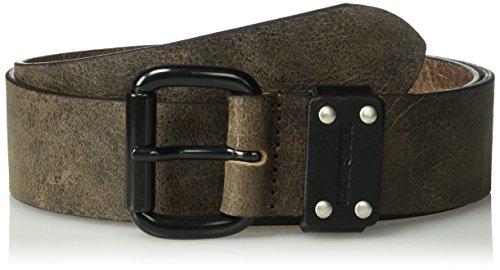 Diesel Men's B-Drew Belt, mocha bisque, - Bisque 75