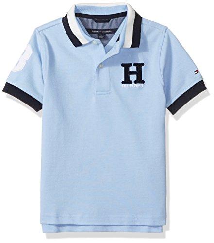 340e525f34ab Galleon - Tommy Hilfiger Big Boys  Short Sleeve Solid Matt Polo Shirt