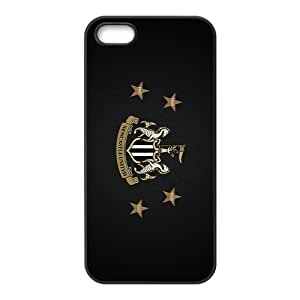 SANLSI Five major European Football League Hight Quality Protective Case for Iphone 5s