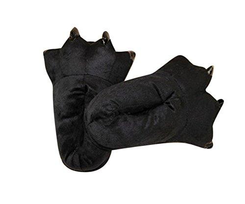 a Asinello per Oh Ih Scarpa tuta Costume Unisex nera Colore Blu Pajama Pigiama Kigurumi animali g5qt0
