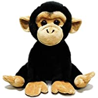 Mercan Oyuncak Pelüş Maymun, 30 cm (SNS-47479)
