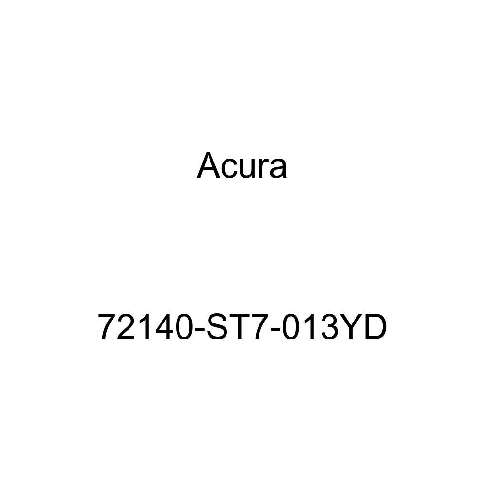 Acura 72140-ST7-013YD Outside Door Handle