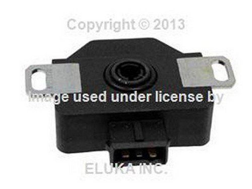 - BMW OEM Throttle Position Switch - Rectangular Plug E28 E30 E34 528e 325e 325i 325ix 525i