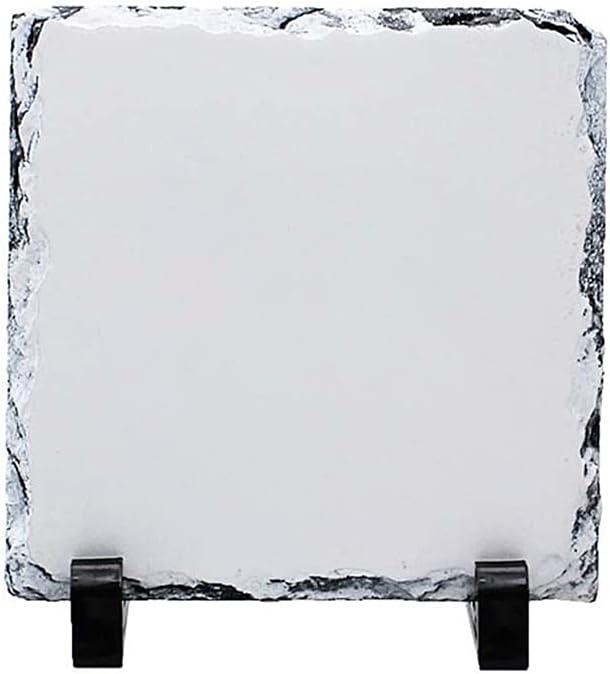 MR.R Slate Rock Photo-Square (15''x15'')