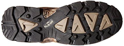 Mens Settler Irlandese 4843 Inseguitore Di Cervi 12 Pollici Caccia Boot Realtree Xtra Camouflage