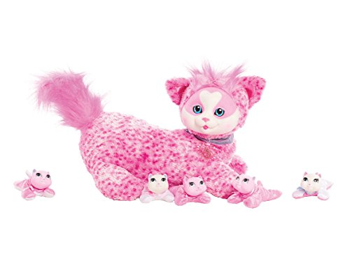 Just Play Kitty Surprise Plush, Sassy
