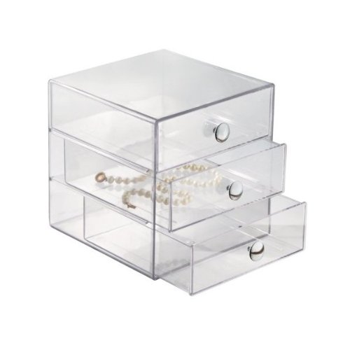 InterDesign Drawers, Clear