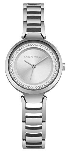 Karen Millen KM169SM Ladies Watch