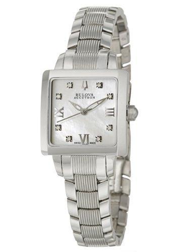 (Bulova Accutron Masella Women's Quartz Watch 63P103)