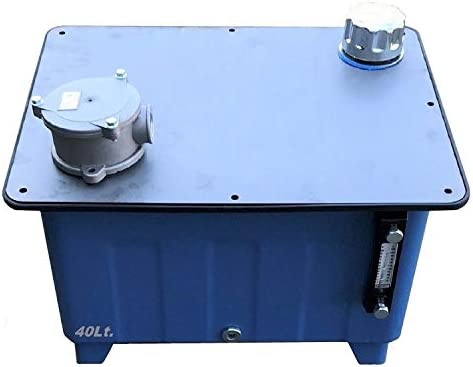 Uzman-Versand 40 Liter Hydraulik-Tank Hydraulikbehälter Hydrauliköltank Hydraulikölbehälter Öltank Ölbehälter (40 Liter Tank)