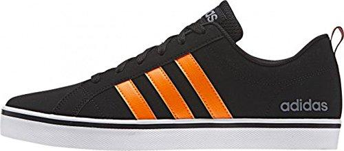 Adidas Tempo Vs - F99614 Svart-orange-hvit