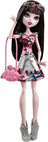 (Monster High Boo York, Boo York Frightseers Draculaura Doll)