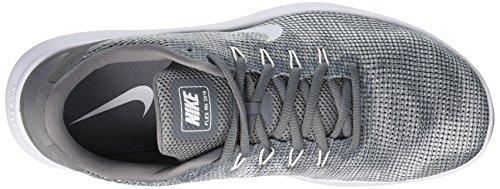 Grey Herren Scarpe White Nike Laufschuh Grigio Uomo Running Flex 001 Run Cool 2018 vxdqXO