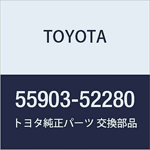 Toyota 55903-52280 Heater Control Sub Assembly