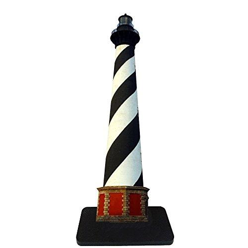 MH20227-08 Cape Hatteras Lighthouse 8 INCH Desktop Legends Acrylic Statuette