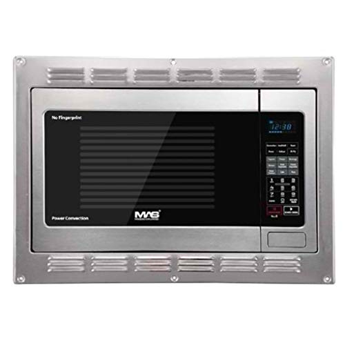 Microwave Oven 1.1 Cubic Foot Capacity 14 Inch Height X 20-1/2 Inch Width X 18-1/2 Inch Depth With Convection Oven S