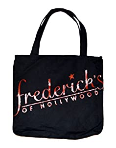 Fredericks of Hollywood Zippered Tote Bag
