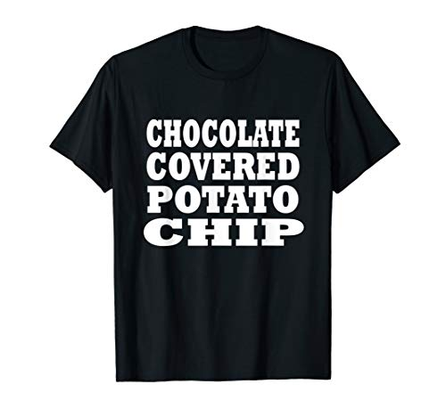Chocolate Covered Potato Chip Halloween Costume Party -