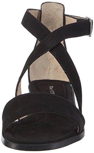 Marc O'polo Kvinder 70313971203302 Sandal Strappy Sandaler Sort (sort) 223SW