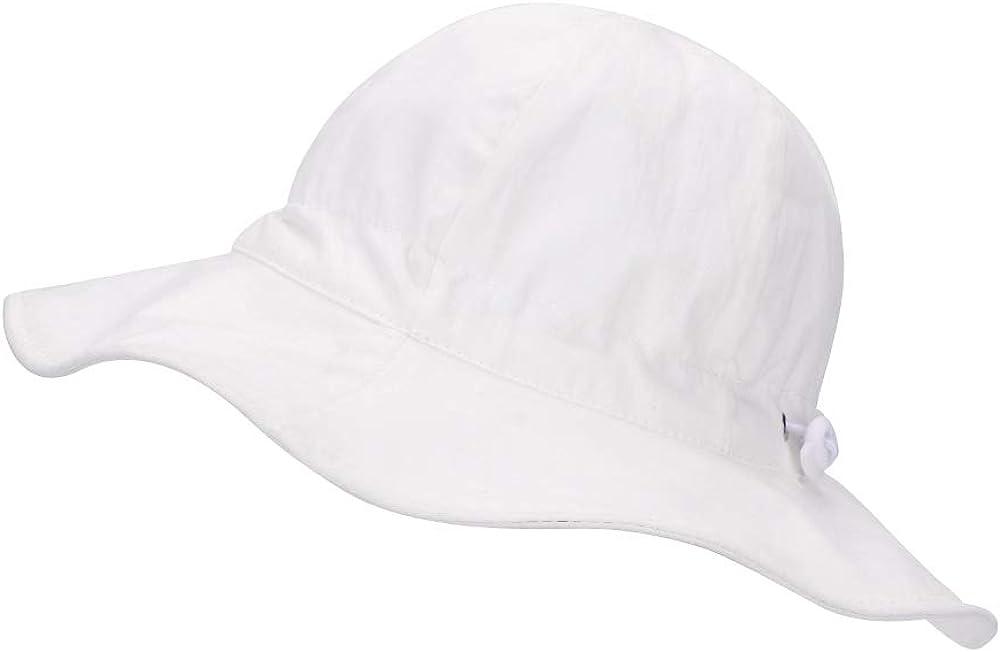 Magenta Edad: de 18-24 meses Tama/ño: 51 Sterntaler Sombrero unisex con cintas y protector de cuello