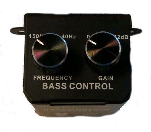universal car amplifier bass knob - 8