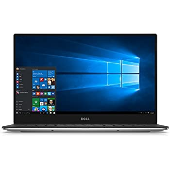 DELL XPS XPS9350-4007SLV 13.3-Inch Touchscreen (Intel Core i5 6200U 2.30 GHz Processor, 8 GB LPDDR3 RAM, 256 GB Hard Drive, Windows 10 Home),  Machined Aluminum