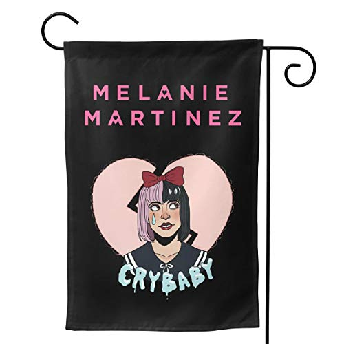 - LIKUNMIN Melanie Martinez Seasonal Garden Flags 27