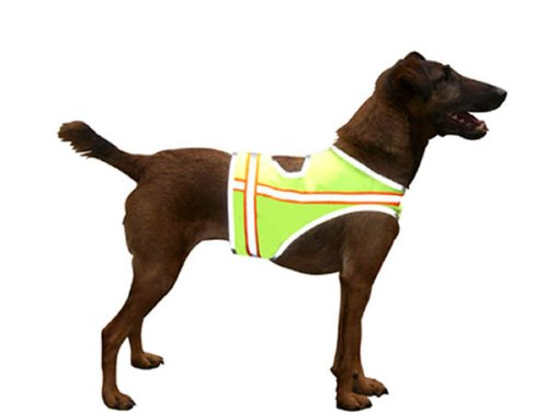 Reflective Dog Vest Small, My Pet Supplies