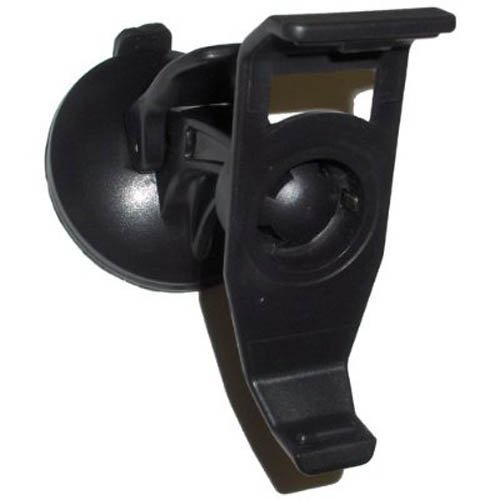 HQRP Supporto / ventosa da prabrezza di auto per Garmin Nuvi 200 / 200W / 205 / 250 / 250W / 260W / 265 / 265W / 270 / 275T / 465 / 465T GPS 884667602111111