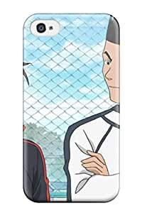 New Style Area No Kishi Premium Tpu Cover Case For Iphone 4/4s