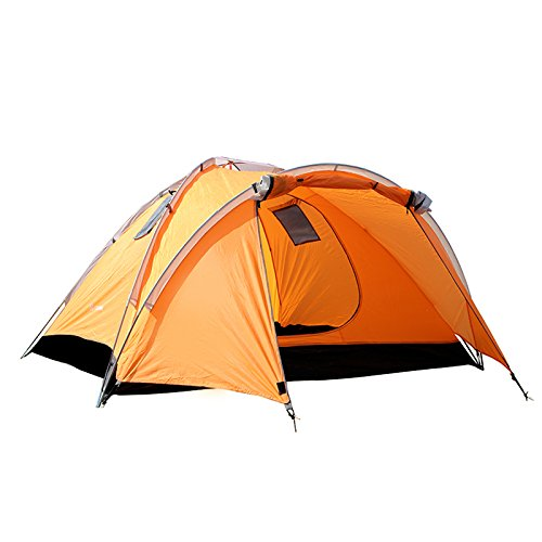STAR HOME STARHOME Outdoor 3 Season Backpacking Camping Tents 2 Person