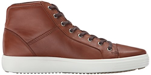 Ecco Soft 7, Baskets Basses Homme, Various Marron (2195Mahogany)