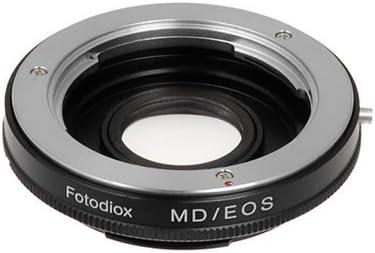 Fotodiox Anello Adattatore per Minolta MD MC Rokkor Obiettivo a Fotocamera Nikon