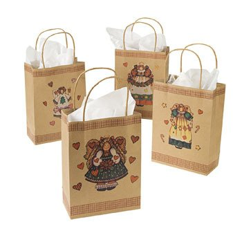 Amazon.com: Ángel bolsas de regalo – bolsas de regalo, Wrap ...