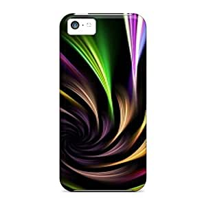 linJUN FENGAbstract Case Compatible With ipod touch 5/ Hot Protection Case